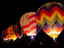 Dawn Patrol, Great Reno Balloon Race