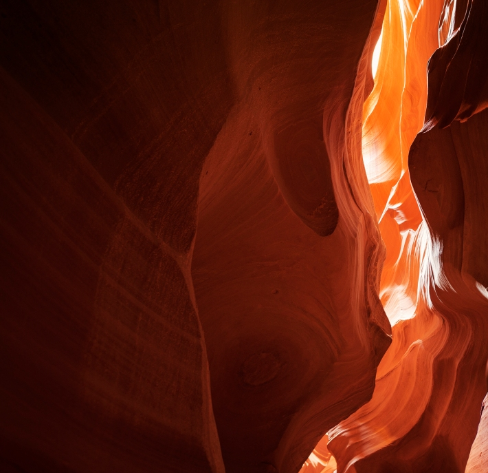 antalope, slot, canyon, sandstone, colorful, navajo, light, texture, nature, art