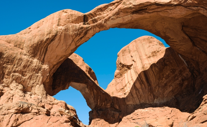 Double Arch close up
