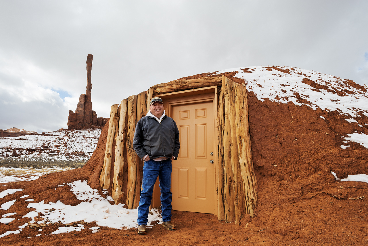 Backcountry into the Monument Valley | honeynhero